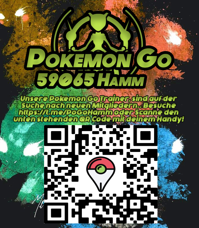 Pokemon go telegram gruppe